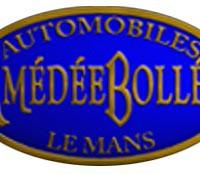 Automobiles Amedee Bollee (Le Mans, Sarthe, Pays de la Loire)(1913)