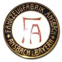 Fahrzeugfabrik Ansbach A.G. (1926-1928)