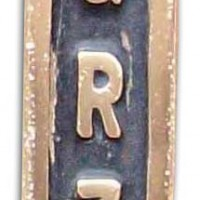 Rotinoff Atlantic GR7 (1957 grill badge)