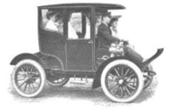 1904. Adams-Farwell Motor Car Brougham 2