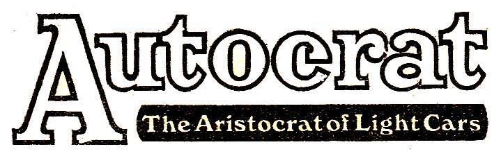 Autocrat (1919)