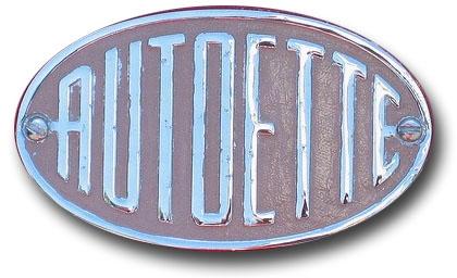Autoette Electric Car Company Inc. (Long Beach, California)(1949)