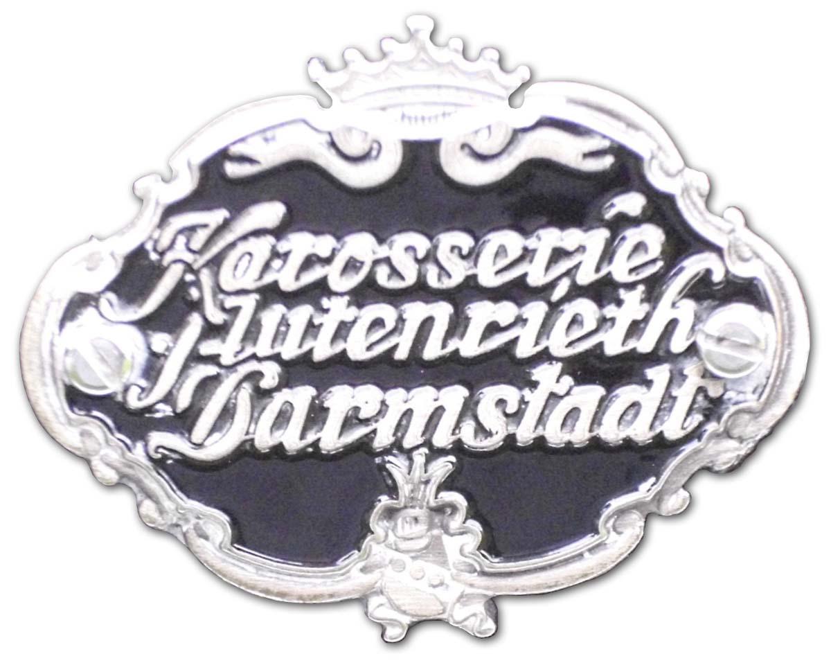 Karosseriebau Autenrieth (Darmstadt)(1960)