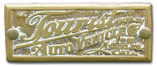 Tourist - Auto Vehicle Company (Los Angeles, California)(1906)