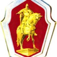 ZIL 111 (1960-1962 grill emblem)