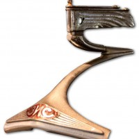 ZIS-101 (1937 grill emblem and hood ornament)