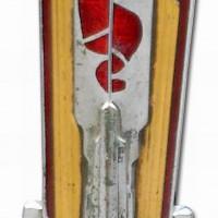 ZIS-154 (1947-1950 bus grill emblem)