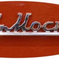 ZIS-154 Moskva (1950 bus grill emblem)