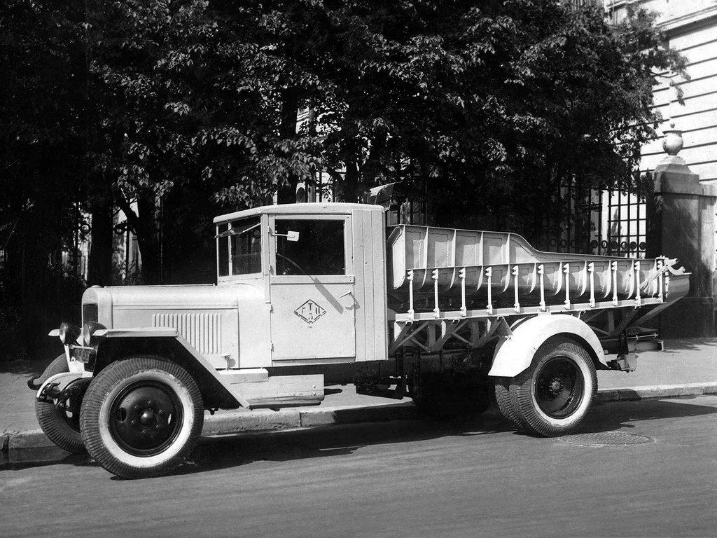 1946. МПР-10 на шасси ЗИС-5