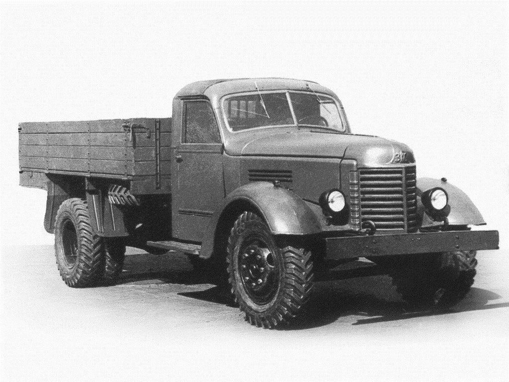 1947-1950. ЗИС-150