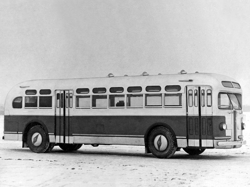 1946. ЗИС-154 (Опытный)