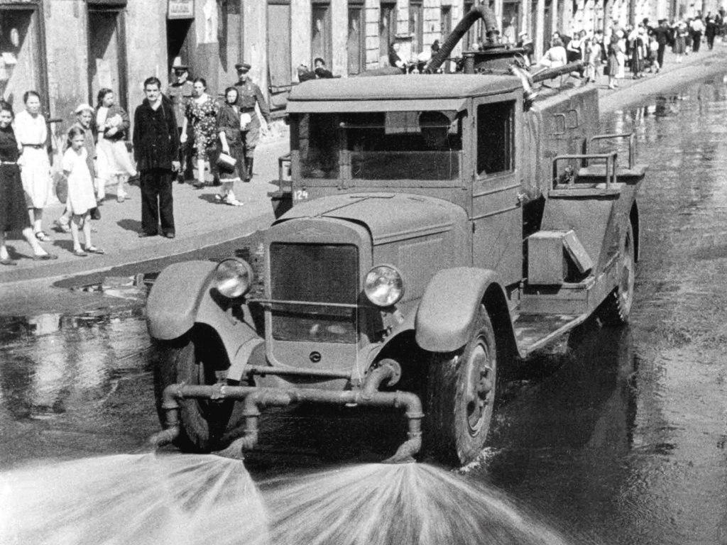 1946-1949. ПММ на шасси ЗиС-5В