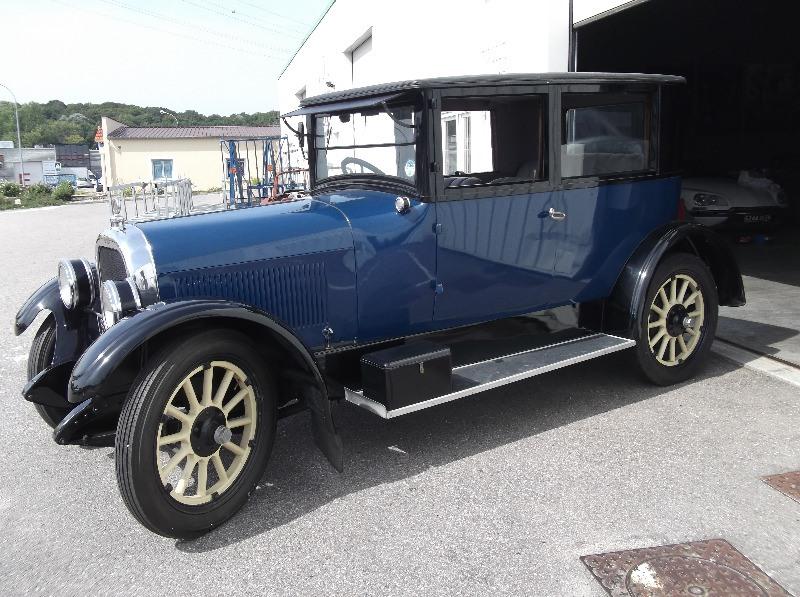 1923. Chandler Coach Opera