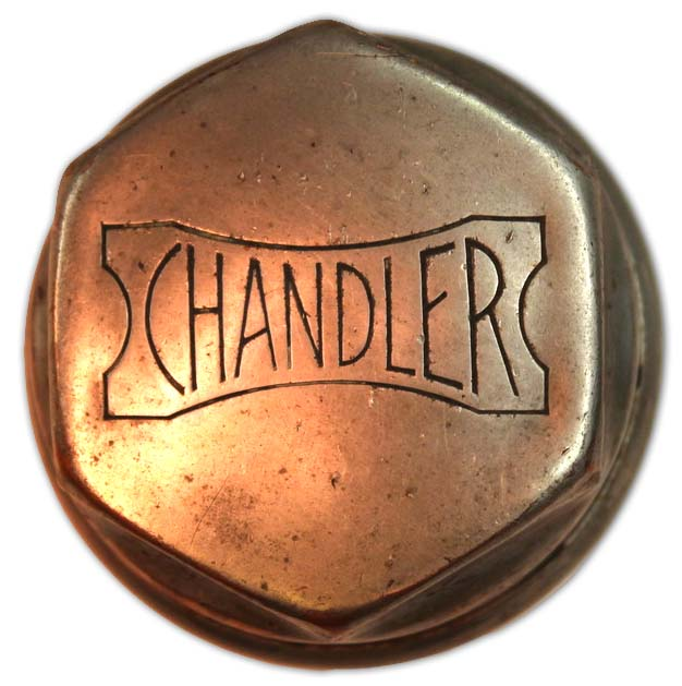 1914. Chandler Motor Car Company (Cleveland, Ohio)