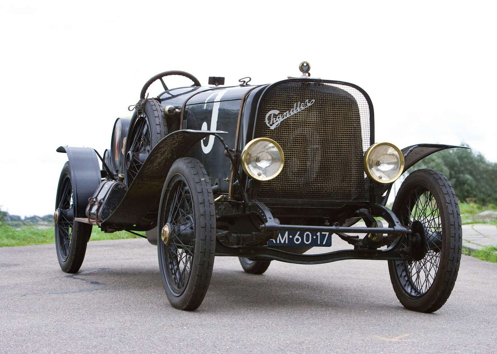 1920. Chandler-Curtiss Racing Car