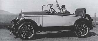 1925. Chandler Six