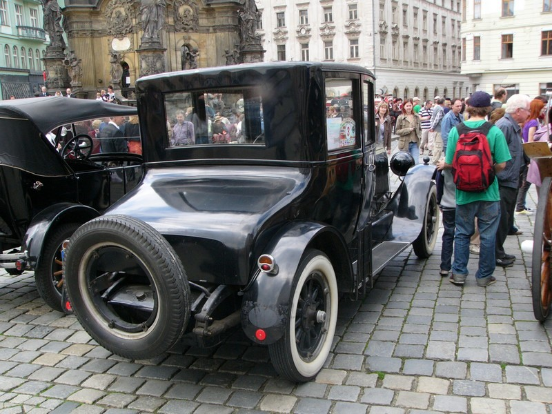 1923. Chandler Opers Coupe