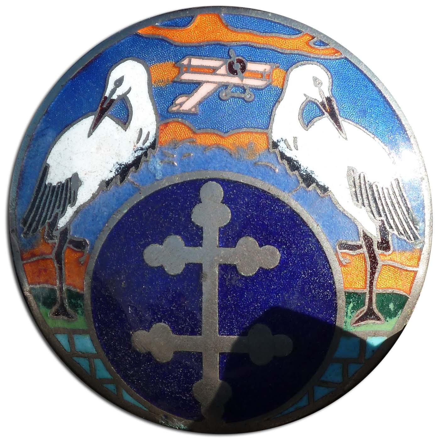 1925. Lorraine-Dietrich (grill emblem)