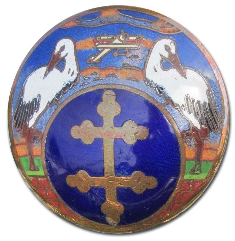 1926. Lorraine-Dietrich (grill emblem)