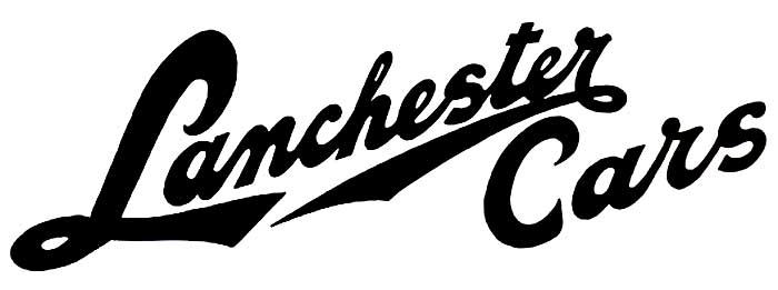 1927. Lanchester Motor Company (Birmingham)