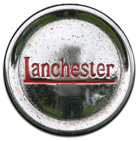 1934. Lanchester LA 10 Avon Special