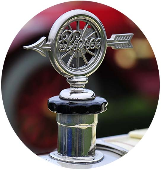Vintage Car Hood Ornament Photos