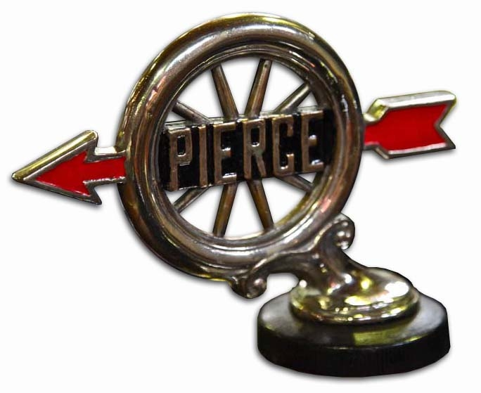 1925. Pierce-Arrow (hood ornament)1