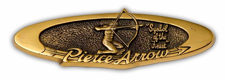1928. Pierce-Arrow (emblem)