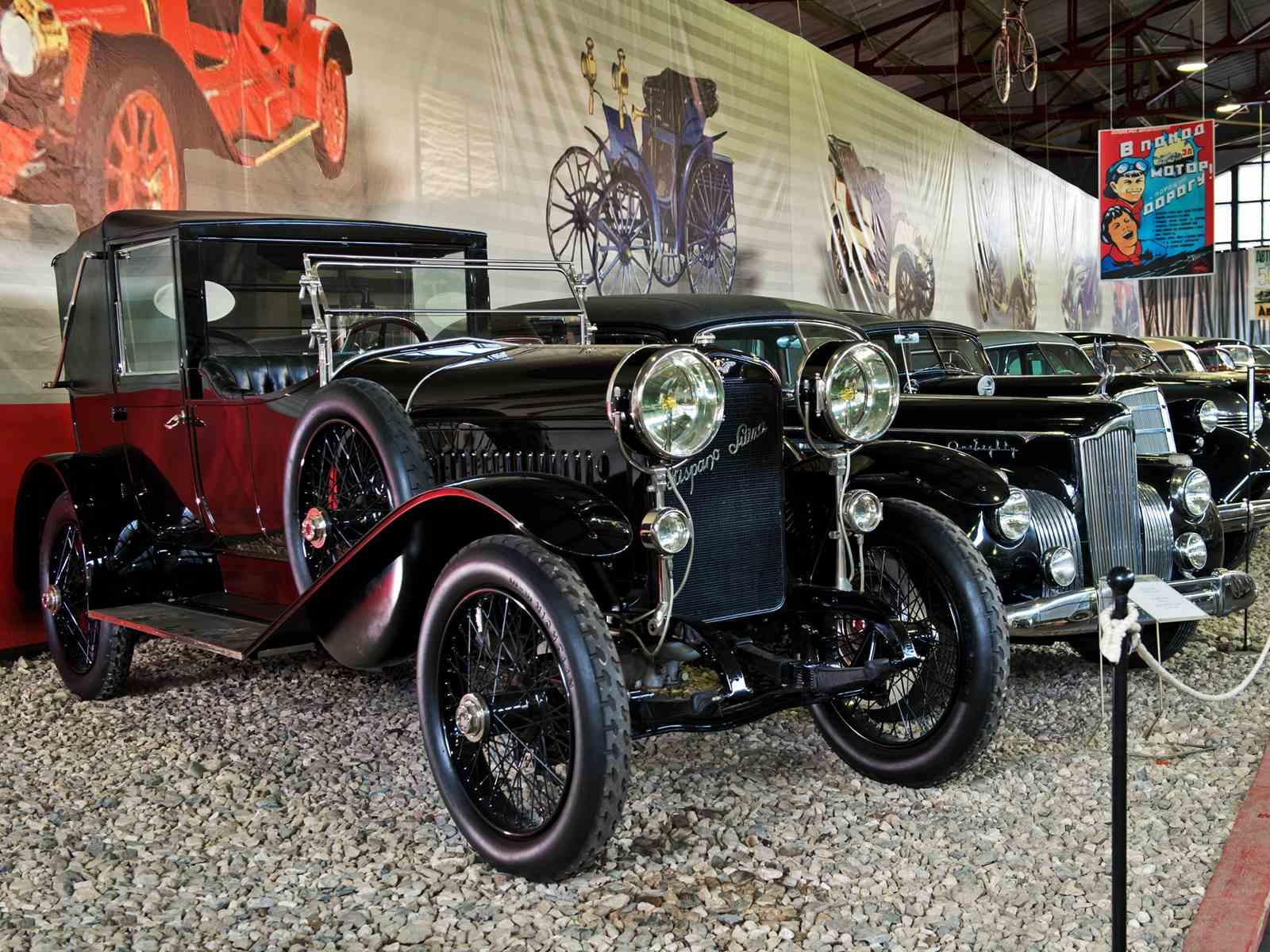 1916. Hispano-Suiza T30