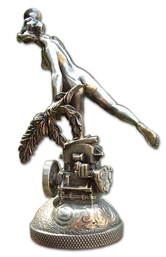 1922. Ballot 2LS (1922 hood ornament)1
