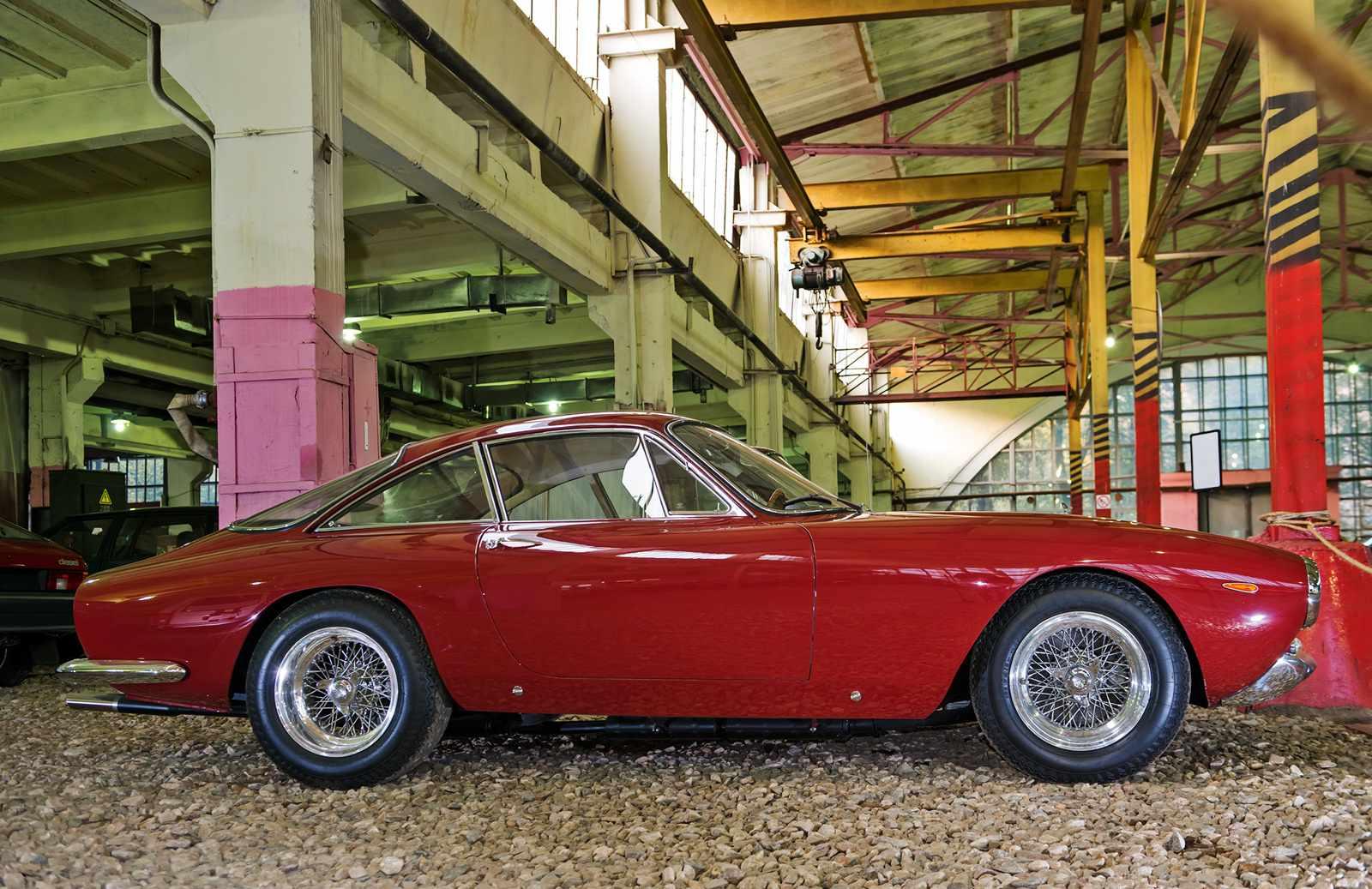 1963. Ferrari 250 GT Lusso