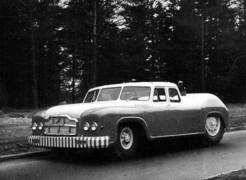 1956. MAZ-541