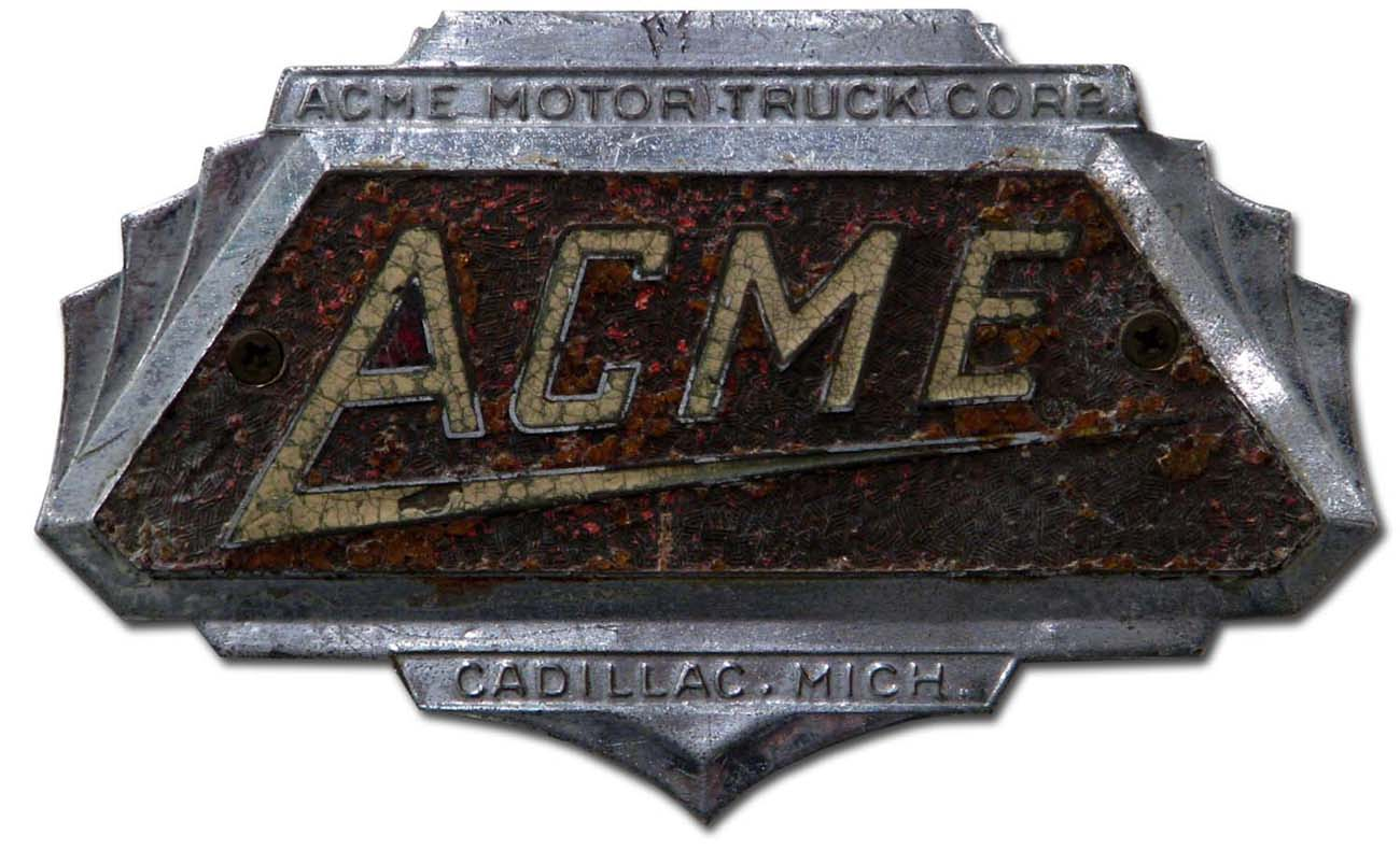 1905. Acme Motor Car Company (Reading, Passadena)1