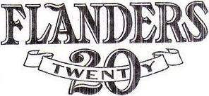 1910-1912. Fanders Twenty (grill emblem)