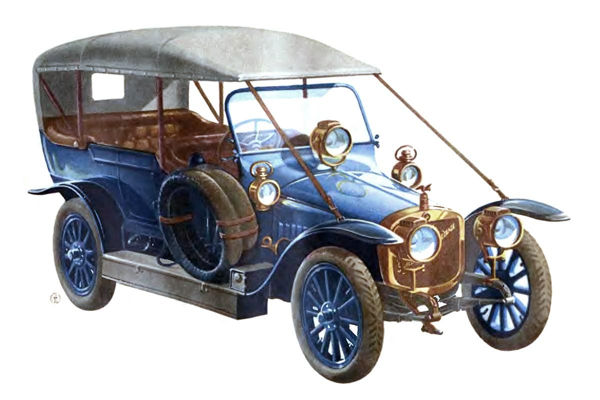 1913-1918. Russo-Baltique-S24-40
