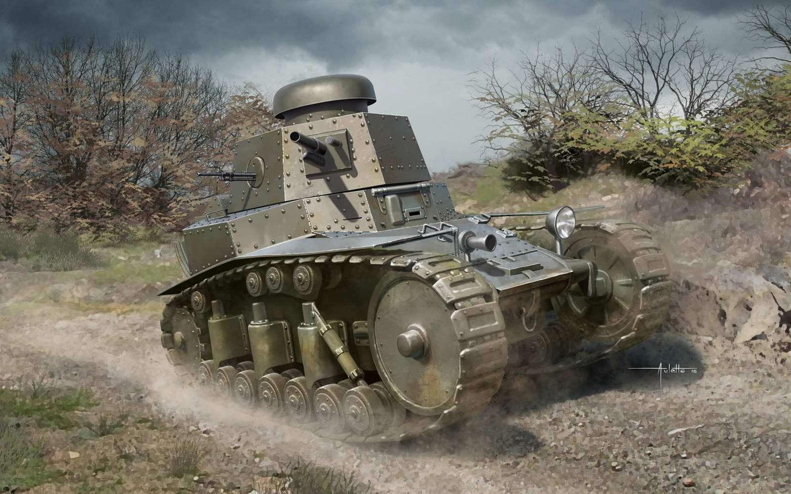 1927-1932. Т-18_МС-1