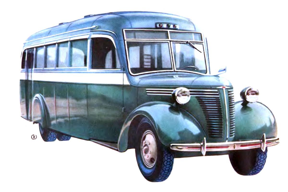1938-1941. ZIS-16