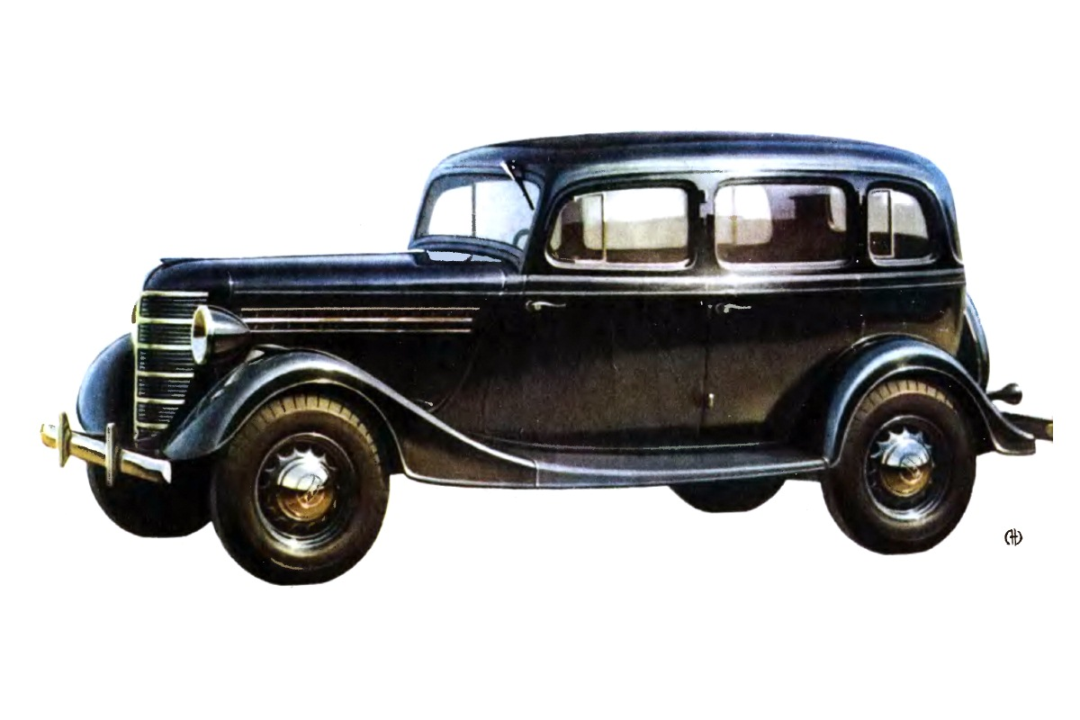 1940-1948.GAZ-11-73