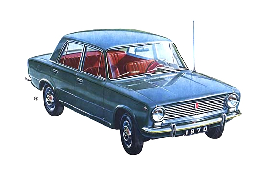 1970-1983. VAZ-2101