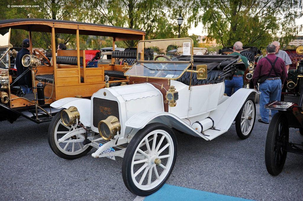 1912. Flanders Model 20 Roadster