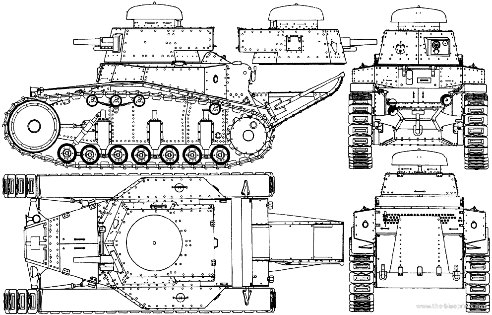 1927-1932. Т-18-31