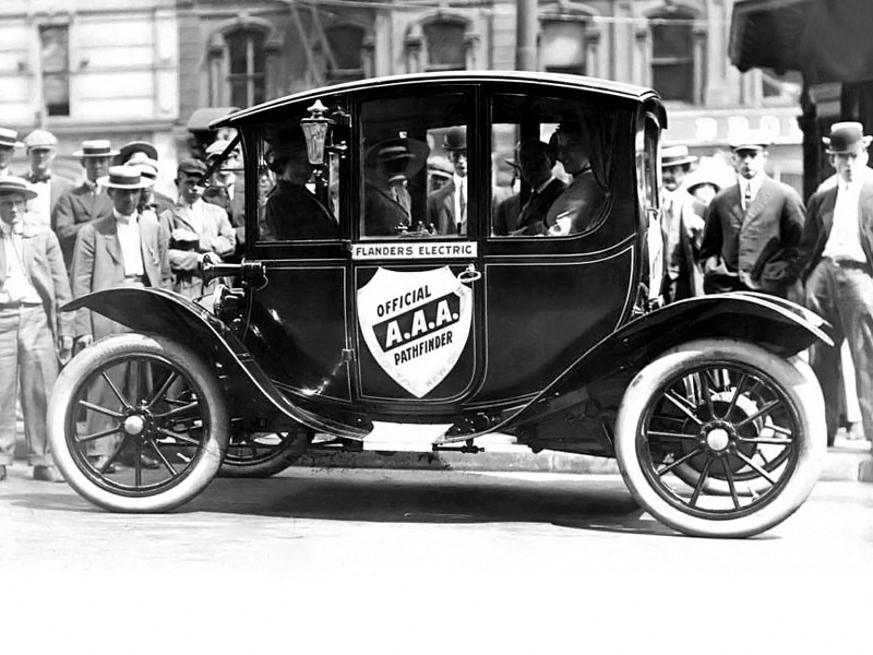 1912-1914. Flanders Electric