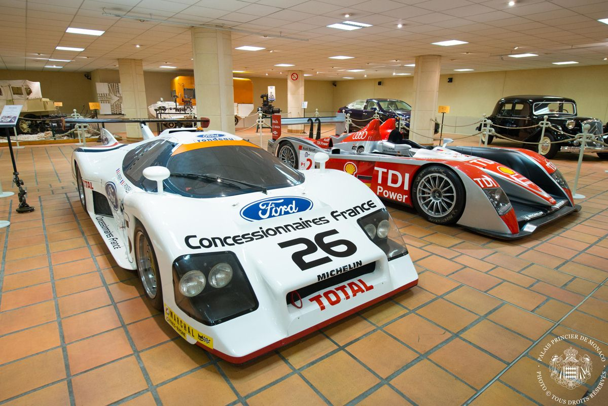 Collection de Voitures F1, Exposition temporaire de Formule 1.