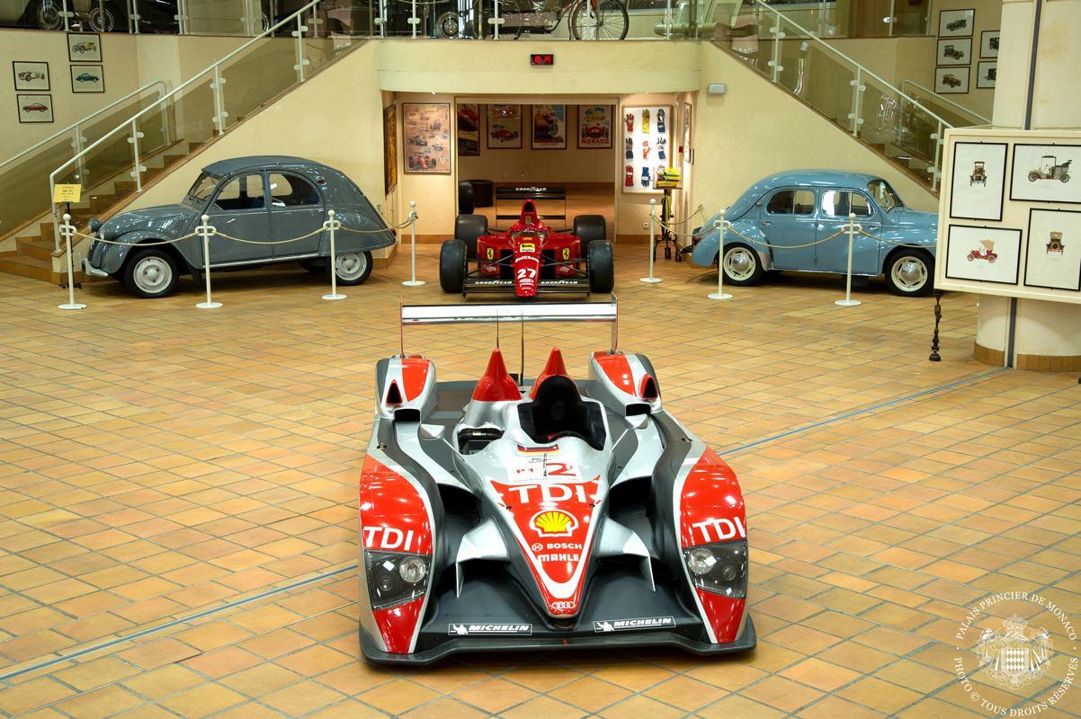 Audi TDI des 24h du Mans.