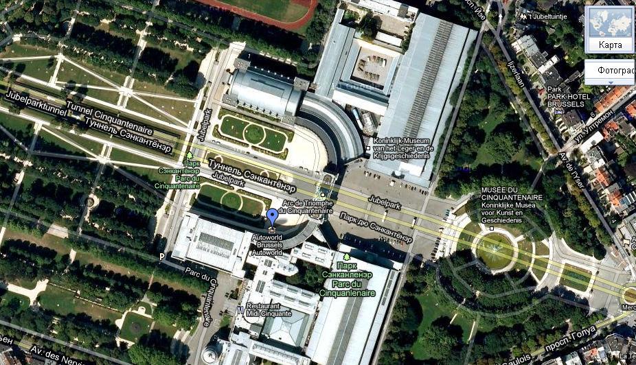 брюссель музей