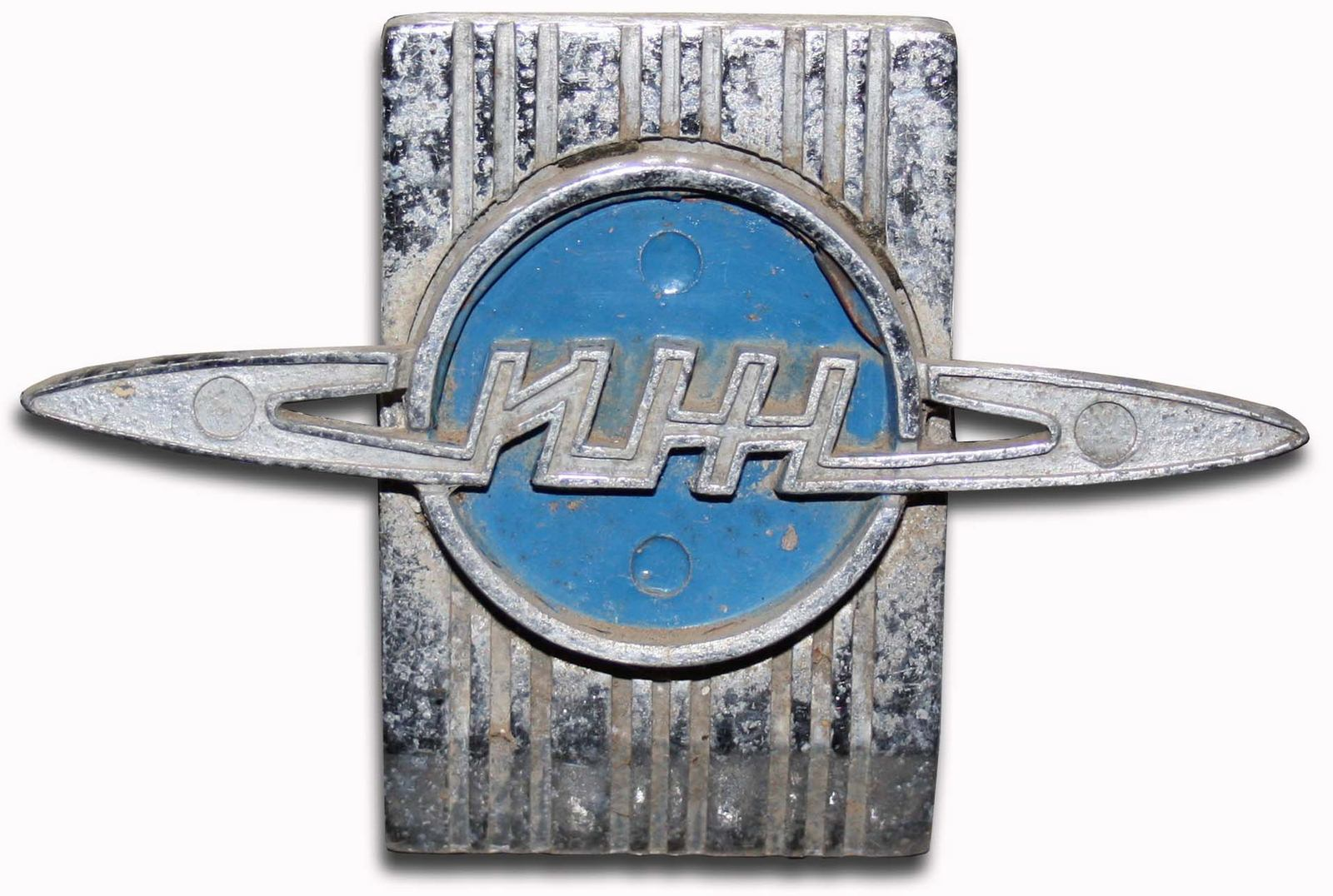 1968. Izh Moskvich-408 (grill emblem)