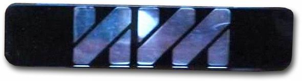 1992. Izh-2126 (1992-2005 grill emblem)