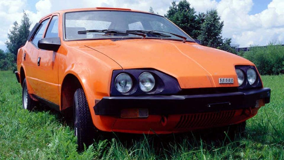 1975. Izh-19 Start (Concept)