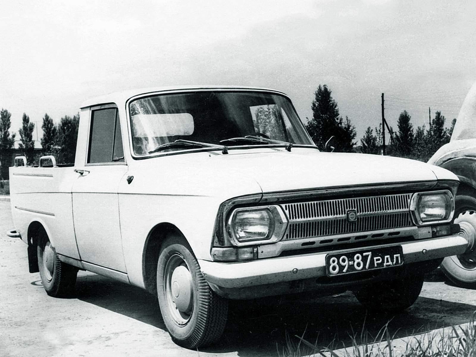 1974-1982. Izh-27151