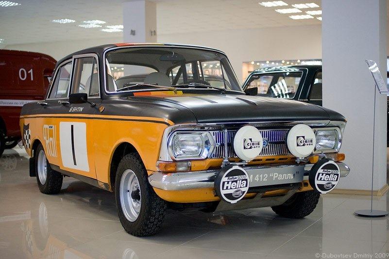 1971-1976. Москвич-412